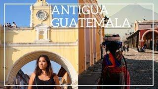 Solo Female Travel - Antigua, Guatemala