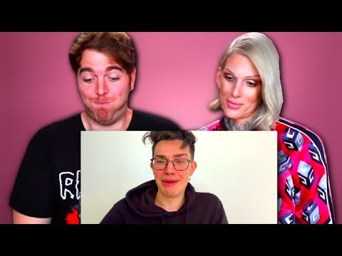 YouTubers Reacting To James Charles' Apology Video (Shane Dawson, Jeffree Star, Tati Westbrook)