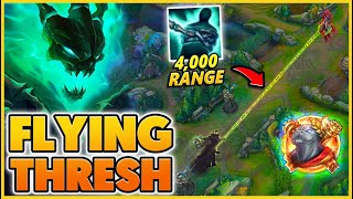 1,920 Hours From My Last Thresh Upload!!