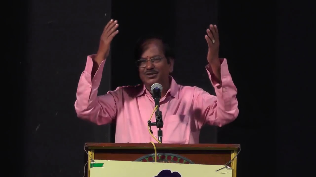 Comedy l Speech l Pulavar Ramalingam l Humour Club International TriplicanceChapter l 2016 l Part 04
