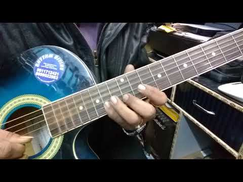 Dil Kya Kare Jab Kisi Se Full Guitar Tab Lesson.