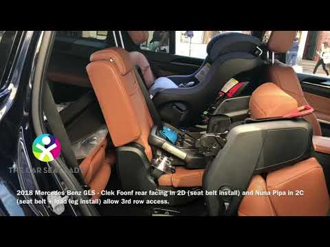 The Car Seat LadyMercedes Benz GLS - The Car Seat Lady