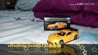 Tomica premium (Lexus LFA)🙂😉