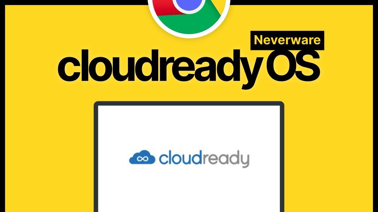 Quick Look: Chromium/Cloudready OS