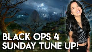 *Sunday Tune Ups!* Black Ops 4 Zombies Prep with Gala! / Call of Duty Black Ops 3 Zombies Gameplay