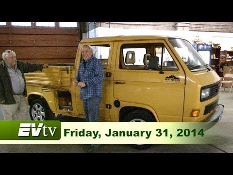 EVTV Friday Show - Friday January 31, 2014