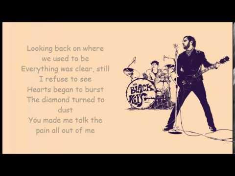 The Black Keys - Bullet In The Brain (Lyrics Video) song + lyrics
