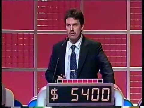 Jeopardy! March 12, 1992