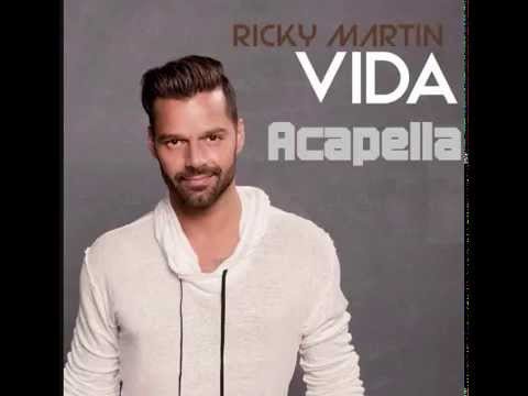 Download Ricky Martin - Vida (Spanish Version) [Acapella]
