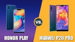 Speedtest Honor Play vs Huawei P20 Pro: GPU Turbo liệu có giúp tăng hiệu năng cho Kirin 970???