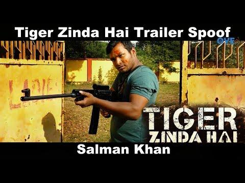 Tiger Zinda Hai Trailer Spoof | Salman...
