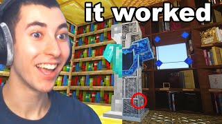 Testing Realistic Minecraft Hacks to see if they work