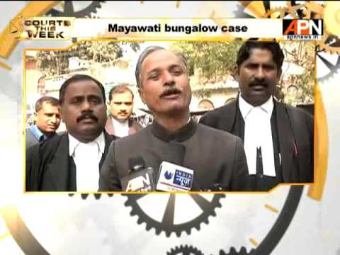 Court This Week: Lawyer protests in Lucknow; Mayawati Bungalow Case