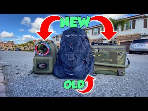 Best Fishing Tackle Bag? (Tackle Bag Tour)