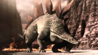 Combat of Giants - Dinosaurs Strike - Wii Trailer [Europe]