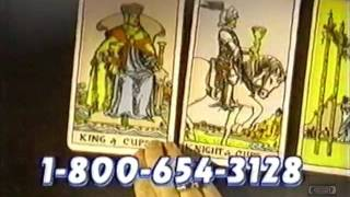 Tarot Reading | Television Commercial | 1999 thumbnail