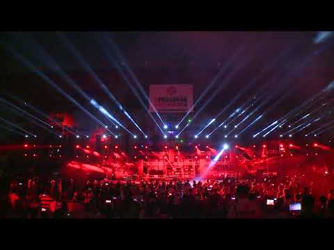 [Apex] Prosound Vietnam 2018 - Lighting show