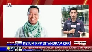 KPK Benarkan Romahurmuziy Terjaring OTT di Jawa Timur Jumat Pagi