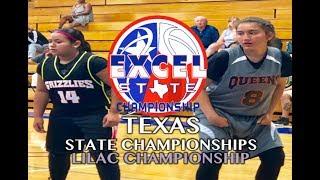 EXCEL TEXAS STATE CHAMPIONSHIPS -  Lilac Championship - Dallas DC Queens VS San Antonio Grizzlies
