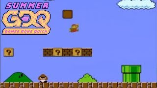Super Mario Bros. Race by SuperSonic71087 v RetroBob__ v Kosmic v RoyLGamer in 38:00 - SGDQ2018