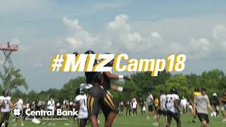 #MIZCamp18:  Practice #5 Play of the Day