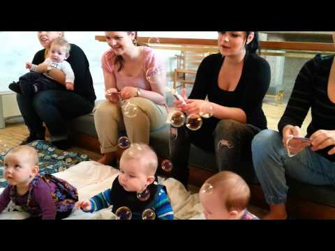 Baby-Salmesang
