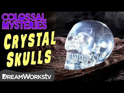Strange Crystal Skulls in South America | COLOSSAL MYSTERIES