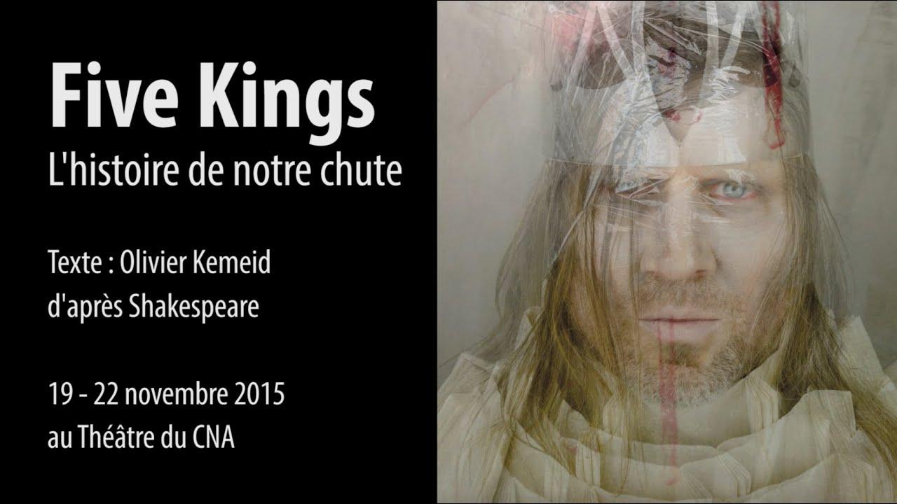 video: Five Kings : L'histoire de notre chute