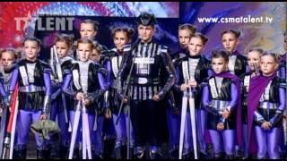 ATS domino   Česko Slovensko má talent 2011