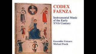 Codex Faenza (ca. 1410 - 1420): Francesco Landini