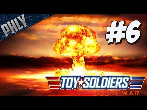 NUCLEAR BOMB - THE END IS NEAR (Toy Soldiers: Cold War #6)
