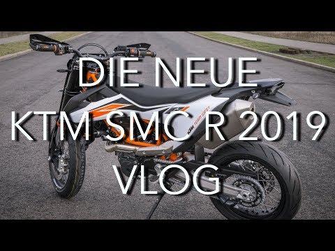 Die Neue KTM SMC R  | VLog