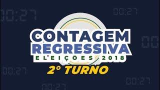 O encerramento das seções eleitorais ocorre às 17h, horário local. Encontre-nos nas redes sociais: Instagram: https://www.instagram.com/tsejus Twitter: ...