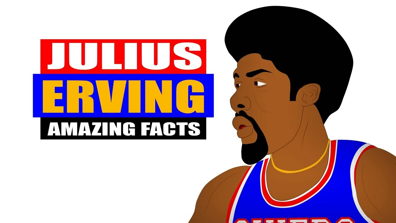 a biography of julius erving While lebron and jordan are the usual topics, julius 'dr j' erving should  has  contributed more to the nba history or pro basketball history.