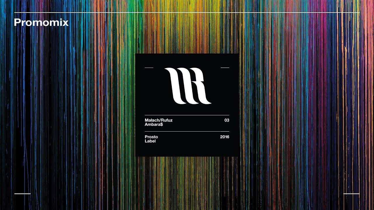 Małach / Rufuz - Ambara$ promomix albumu (audio)