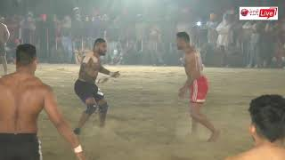Dirba Pind Vs Bhotna || Burj Dhilwan ( Mansa ) Kabaddi Tournament || 01 Jan 2019