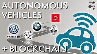 IoT Automotive: Digital Identity for Autonomous Vehicles // IOTA | Blockchain Central
