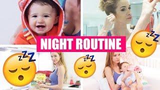 ❥ 54 - [ NIGHT ROUTINE ] : MAMAN & BEBE ???