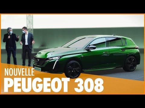 🚗 PEUGEOT 308 2021 🇫🇷 Les marques Premium dans le viseur ?!
