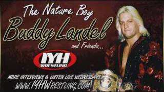 Buddy Landel Wrestling Interview with Sunny & More