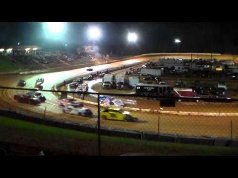 Friendship Motor Speedway(STOCK 4s) 4-4-15
