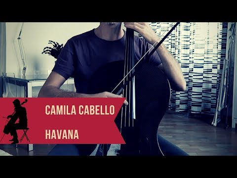 Camila Cabello - Havana for cello and piano (COVER)