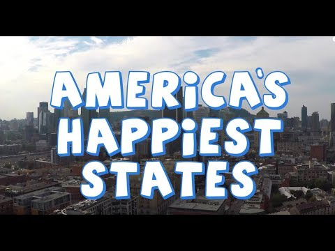 The Morning Rush - Ranking the 50 states on happiness