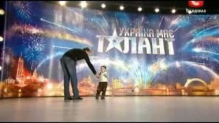 Украина мае талант 3 / Одесса / Алексей Афонин