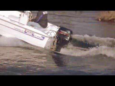 Boat Test Lake Skadar