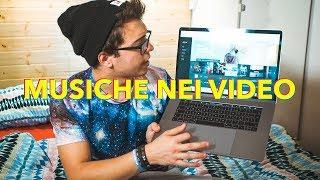 Video MUSICHE nei VIDEO! - Dove trovarle GRATIS senza COPYRIGHT download MP3, 3GP, MP4, WEBM, AVI, FLV Desember 2017