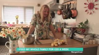 I Feed My Whole Family For £20 A Week | This Morning