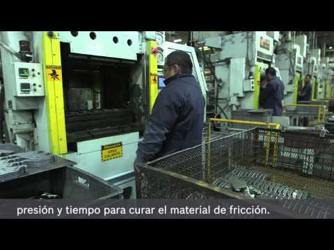 Bosch Braking Components