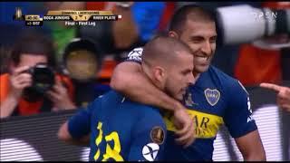 Μπόκα Τζούνιορς - Ρίβερ Πλέιτ 2-2 1ος Τελικός Copa Libertadores - Στιγμιότυπα. (11/11/2018)