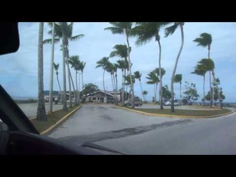 Marshall Islands   Majuro to Airport
